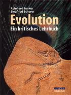 Buchcover: Evolution. Ein kritisches Lehrbuch. Mit freundlicher Genehmigung von R. Junker